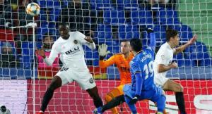 Прогноз и ставка на матч Валенсия – Хетафе 29 января 2019