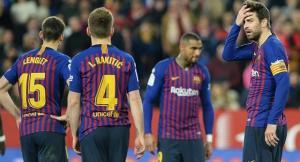 «Барселона» больше не является фаворитом Кубка Испании