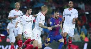 Прогноз и ставка на матч Севилья – Барселона 23 января 2019