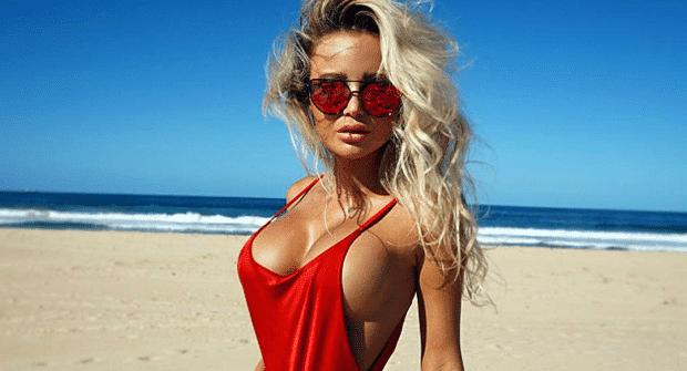 Эбби Доус — австралийская модель