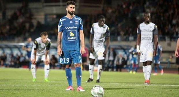 Прогноз и ставка на матч Ньорт - Гренобль 19 января 2019 года