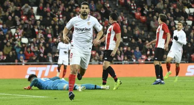 Прогноз и ставка на матч Атлетик - Севилья 13 января 2019