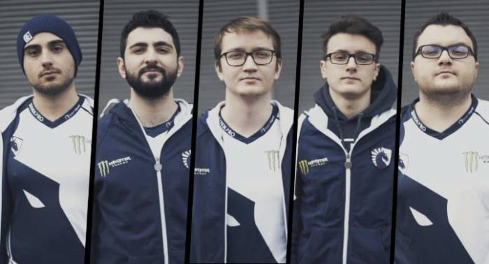 ставка Team Liquid - The Pango