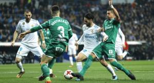 Прогноз и ставка на матч Реал (Мадрид) — Леганес 9 января 2018