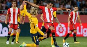 Прогноз и ставка на матч Жирона — Атлетико 9 января 2018
