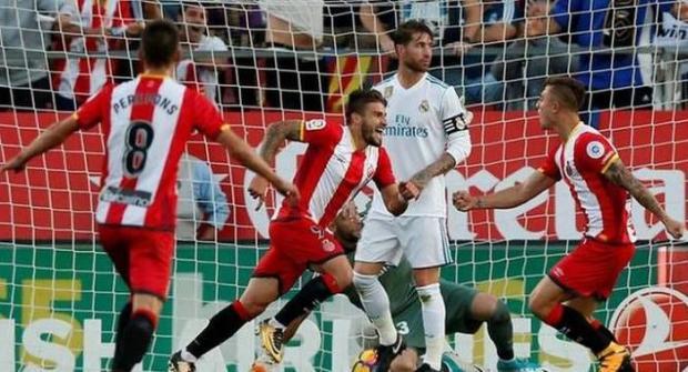 Прогноз и ставка на матч Жирона - Реал (Мадрид) 31 января 2019
