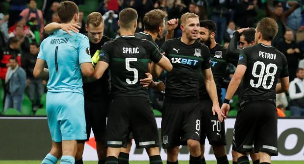 Прогноз и ставка на матч Краснодар – Байер 14 февраля 2019