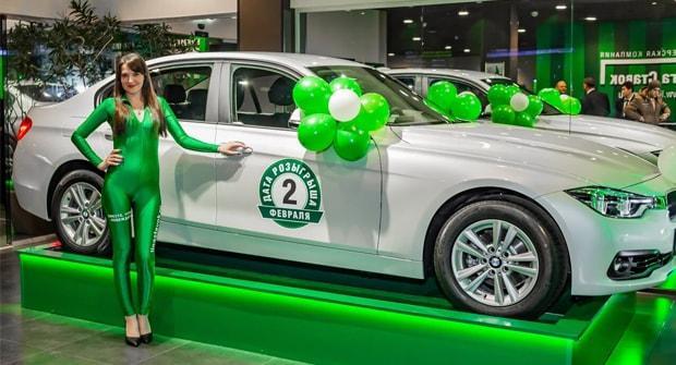 «Лига Ставок» разыгрывает автомобили BMW