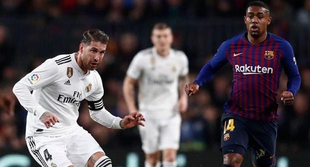 Реал – Барселона ставка