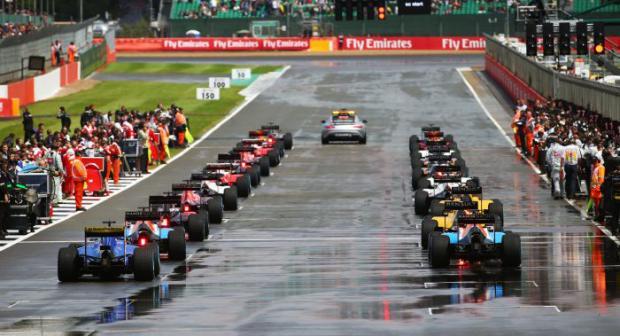 Ставки на команды в Формуле 1