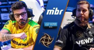Прогноз и ставка на матч MiBR — NiP 22 февраля 2019