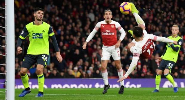 Прогноз и ставка на матч Хаддерсфилд – Арсенал 9 февраля
