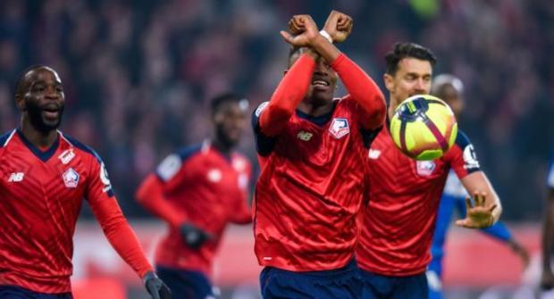 Прогноз и ставка на матч Лилль - Монпелье 17 февраля 2019 года