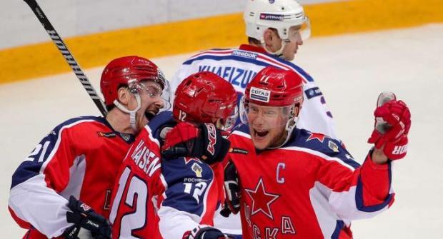 Прогноз и ставка на игру СКА – Спартак 26 февраля 2019