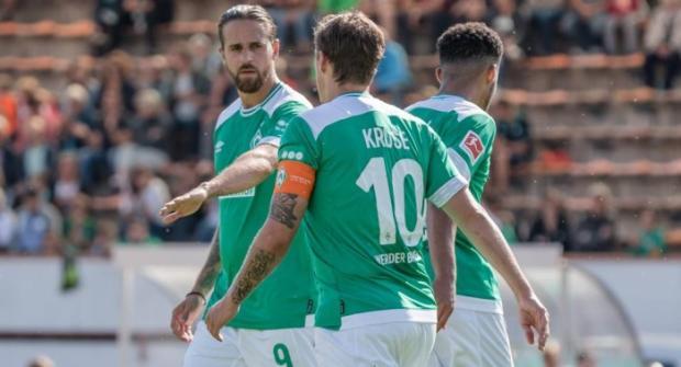 Боруссия Д — Вердер и еще два футбольных матча: экспресс дня на 5 февраля 2018