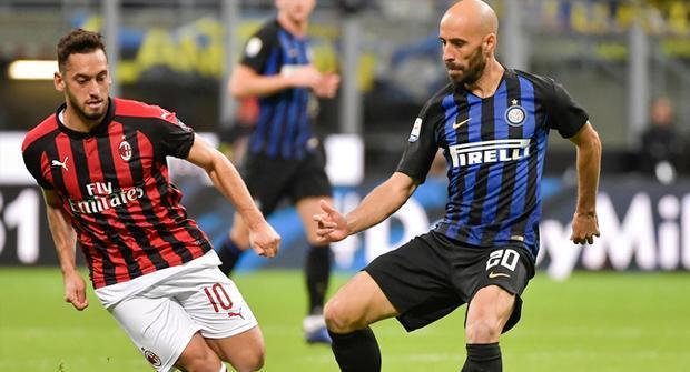 Милан – Интер ставка