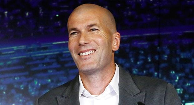 Открыты ставки на успехи Зидана в «Реале»