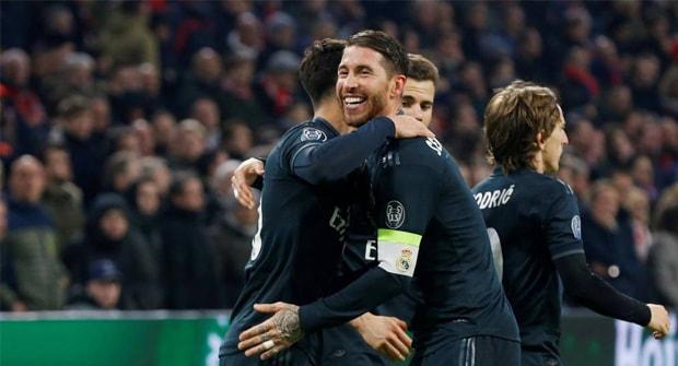 Реал Мадрид – Аякс ставка
