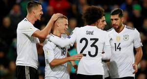 Прогноз и ставка на матч Германия – Сербия 20 марта 2019
