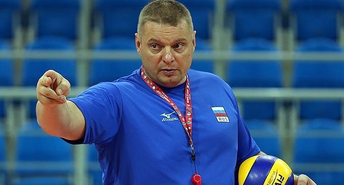 Алекно тренер