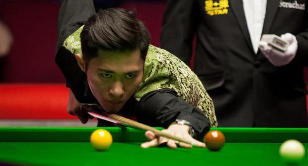 На матч китайского снукериста за пару секунд поставили £250 000, а он скатал договорняк