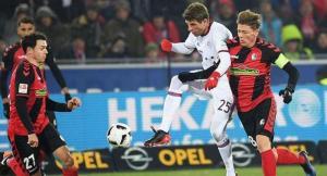 Прогноз и ставка на матч Фрайбург — Бавария 30 марта 2019