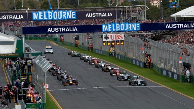 Квалифкация Формула 1