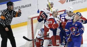 Прогноз и ставка на игру СКА – Локомотив 21 марта 2019