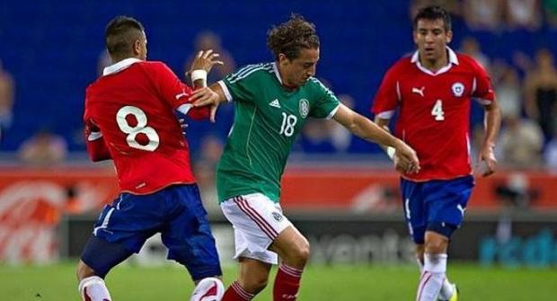 Прогноз и ставка на матч Мексика - Чили 23марта 2019