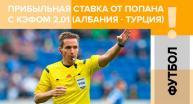 Прогноз и ставка на матч Албания  Турция 22 марта 2019