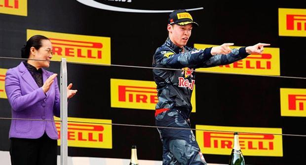 Букмекеры не ожидают увидеть Даниила Квята на подиуме Формулы-1