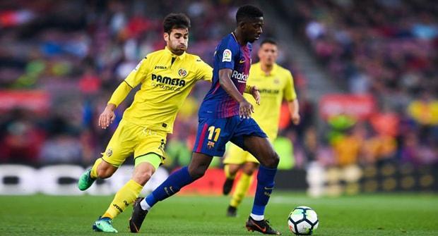Вильярреал – Барселона ставка