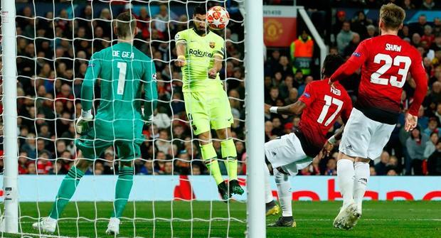 Барселона – Манчестер Юнайтед ставка