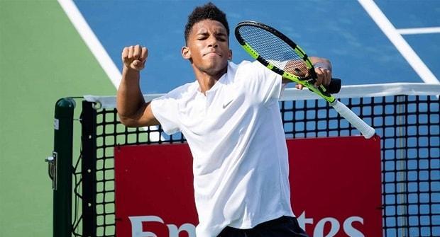 18-летний теннисист ворвется в топ-10 рейтинга ATP