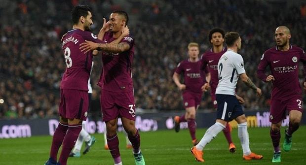 Тоттенхэм – Манчестер Сити ставка