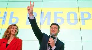 Букмекеры дают 70% на победу Зеленского во втором туре