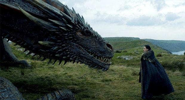 Первым погибшим драконом станет не Визерион