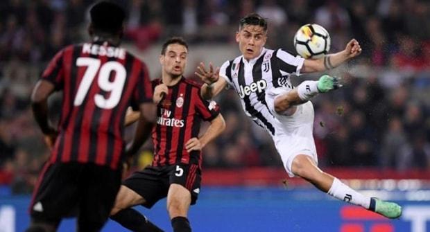 Прогноз и ставка на матч Ювентус – Милан 6 апреля 2019