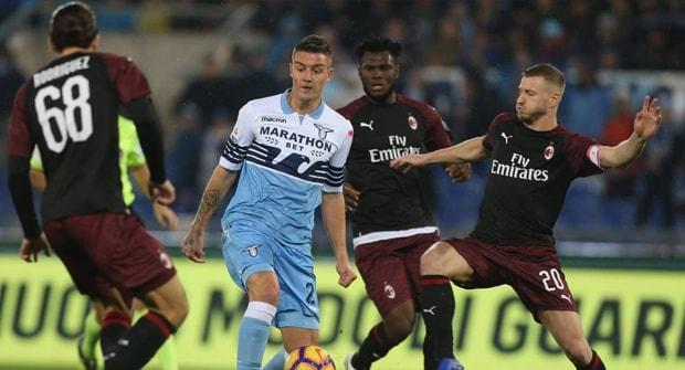 Милан – Лацио прогноз