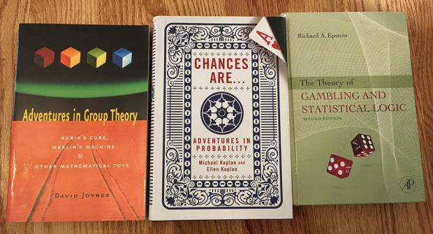 книги по теории вероятностей