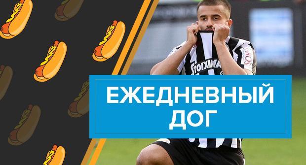 Договорной матч в чемпионате греции