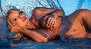 Лани Мари — фитнес-модель из США