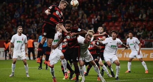Прогноз и ставка на матч Аугсбург - Байер 26 апреля 2019
