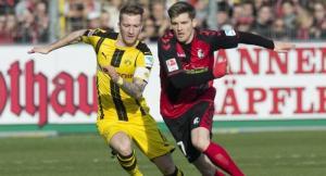 Прогноз и ставка на матч Фрайбург — Боруссия (Дортмунд) 21 апреля 2019