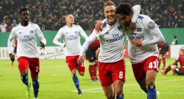 Прогноз и ставка на матч Гамбург - РБ Лейпциг 23 апреля 2019