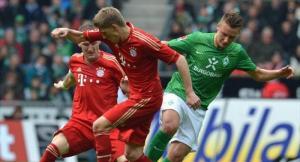 Прогноз и ставка на матч Вердер — Бавария 24 апреля 2019