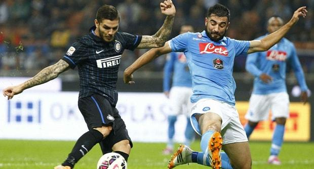 Наполи – Интер: прогноз и ставка на матч 19 мая 2019 года
