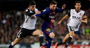 Барселона – Валенсия: прогноз и ставка на матч 25 мая 2019 года