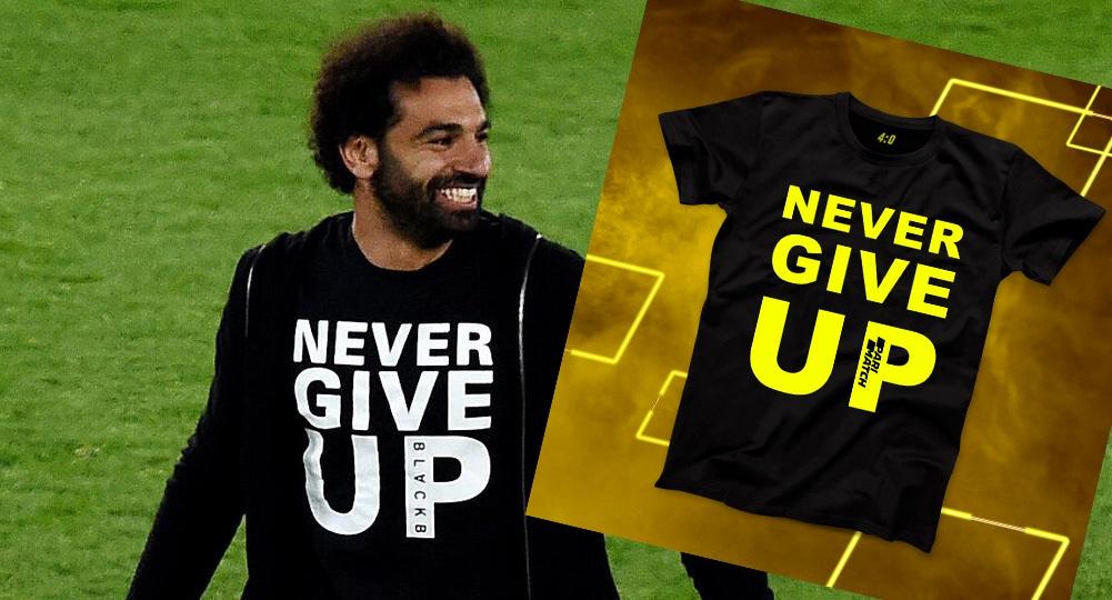 «Париматч» дарит футболки, как у Салаха, угадавшим точный счет в матче «Ливерпуль» - «Барселона»