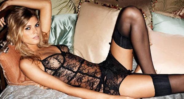 Ханна Клейт — американская модель